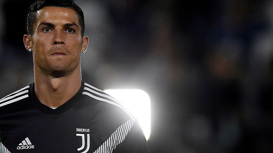 """Ronaldo diz que acusação de violação é """"fake news"""""""
