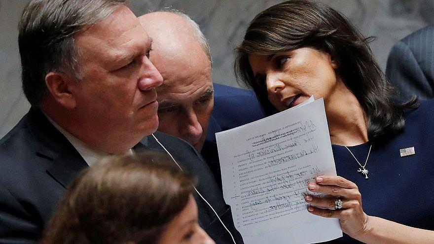 الولايات المتحدة تهدد الأسد.. إما العملية السياسية أو العزلة والعقوبات