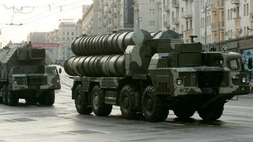 Rus S-300 hava savunma sistemi
