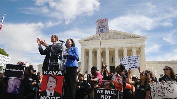 ΗΠΑ - Γερουσία: Αναβολή του διορισμού Κάβανο