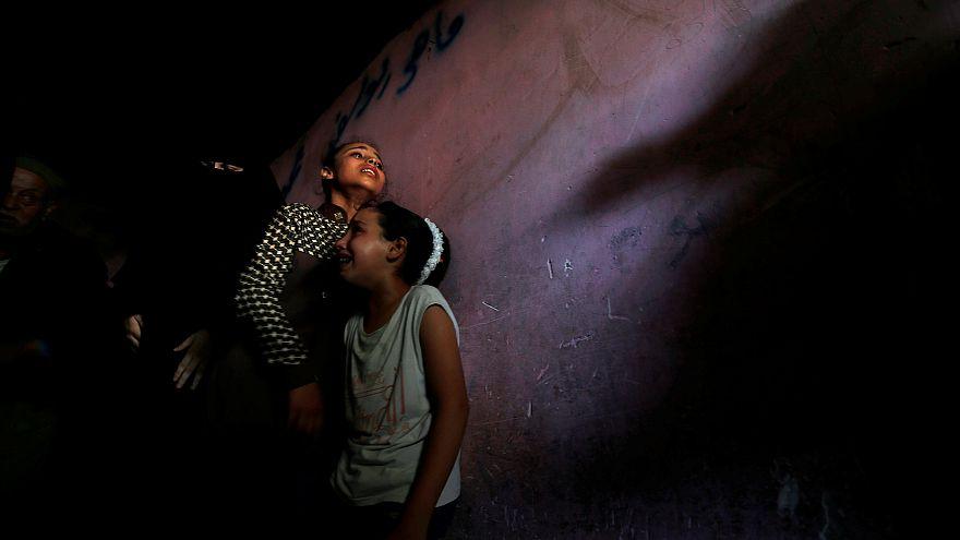 Siete muertos y 200 heridos en Gaza por disparos del Ejército israelí