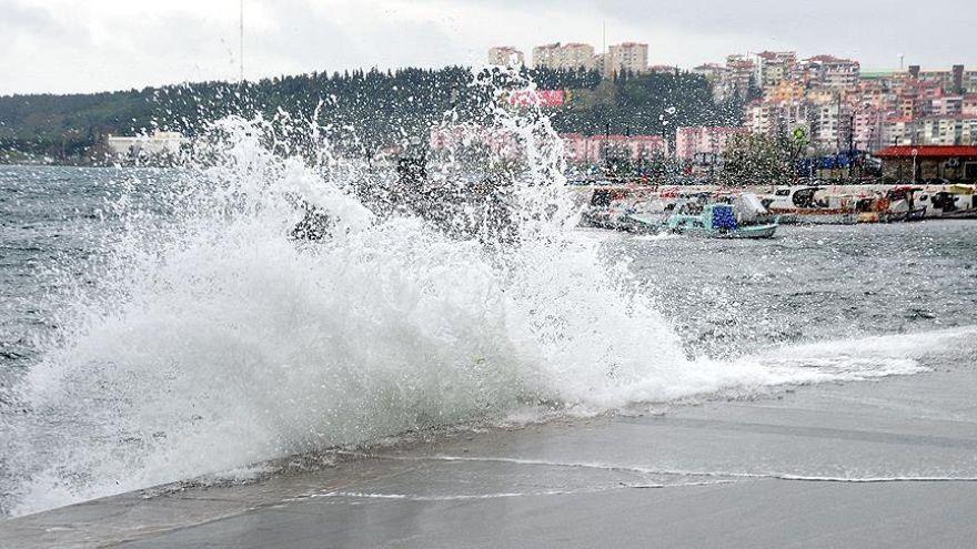 Pazar sabahı etkili olacak tropik fırtınaya karşı hangi önlemler alındı?