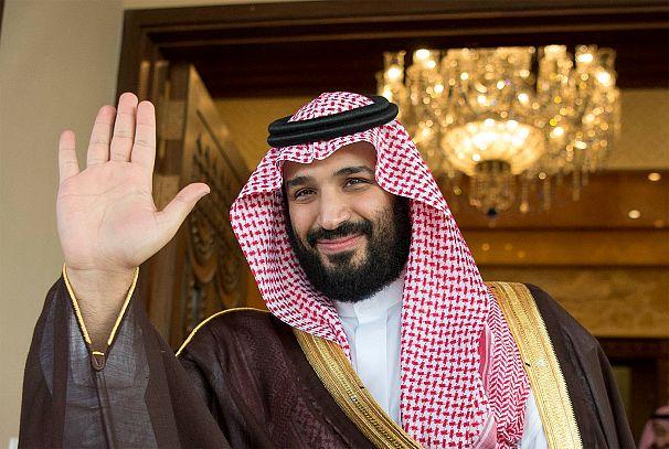 Courtesy of Saudi Royal Court