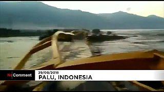Indonésie : les images du séisme sur l'île des Célèbes