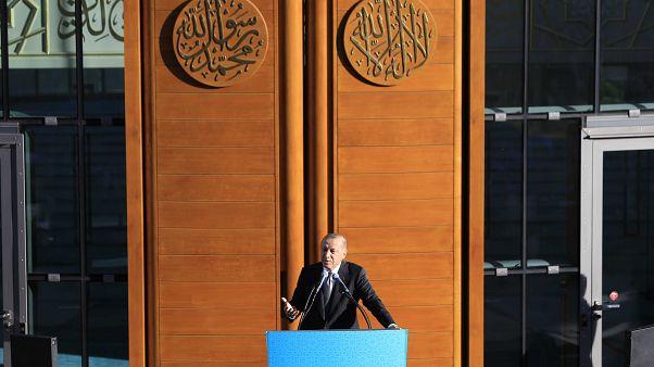 Erdoğan'dan Almanya'ya: Fikir ayrılıklarını bırakıp menfaatlerimize odaklanalım