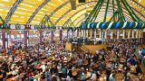 Oktoberfest: Tod im Bierzelt