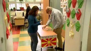 شاهد: مقدونيا تستعدّ لإجراء استفتاء مصيري على تغيير اسمها ورئيس البلاد يدعو لعدم التصويت