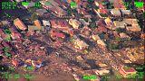 La tragedia golpea Indonesia en forma de terremotos y un tsunami: 385 muertos