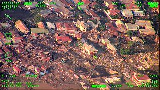Földrengés, szökőár – felmérhetetlen pusztítás Celebeszen