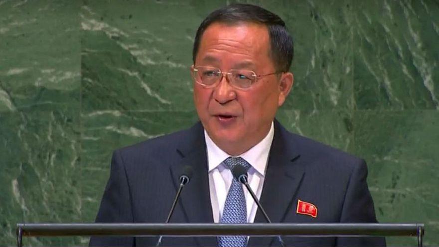 کرهشمالی: به زانو درآوردن ما توهمی نابخردانه است