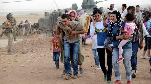 Syrie : l'appel au retour des réfugiés
