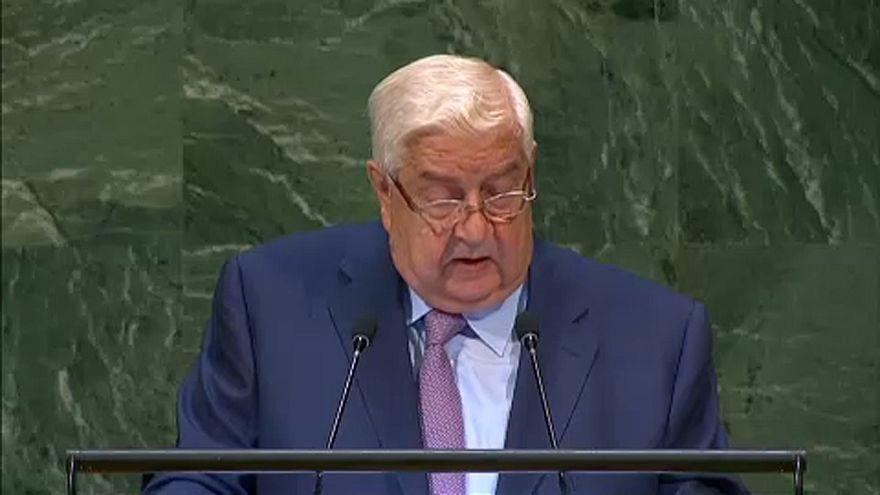 """Szíriai külügyminiszter: """"jöhetnek az önkéntes hazatérők"""""""