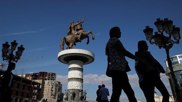 Macedón népszavazás az ország nevéről és jövőjéről