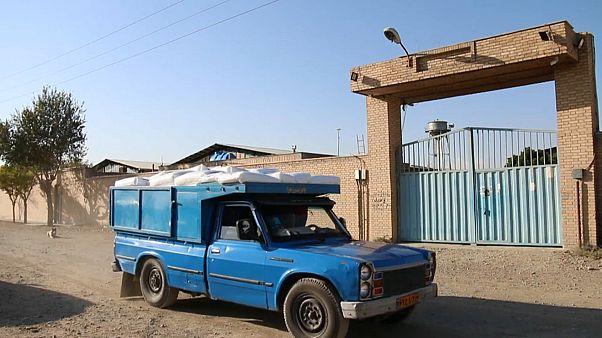 Armazém nuclear secreto no Irão?