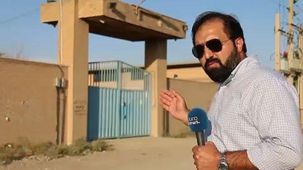 ¿Este es el almacén nuclear secreto iraní?