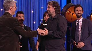 Spain's most prestigious film festival winners