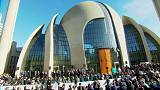 Erdoğan eröffnet Moschee in Köln