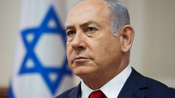بنیامین نتانیاهو نخستوزیر اسرائیل
