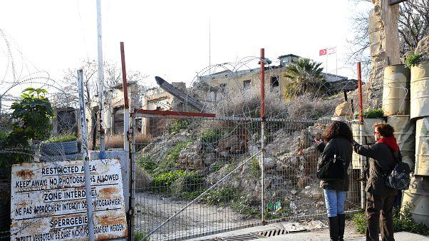 Σύλληψη δύο Ελληνοκύπριων από τον κατοχικό στρατό