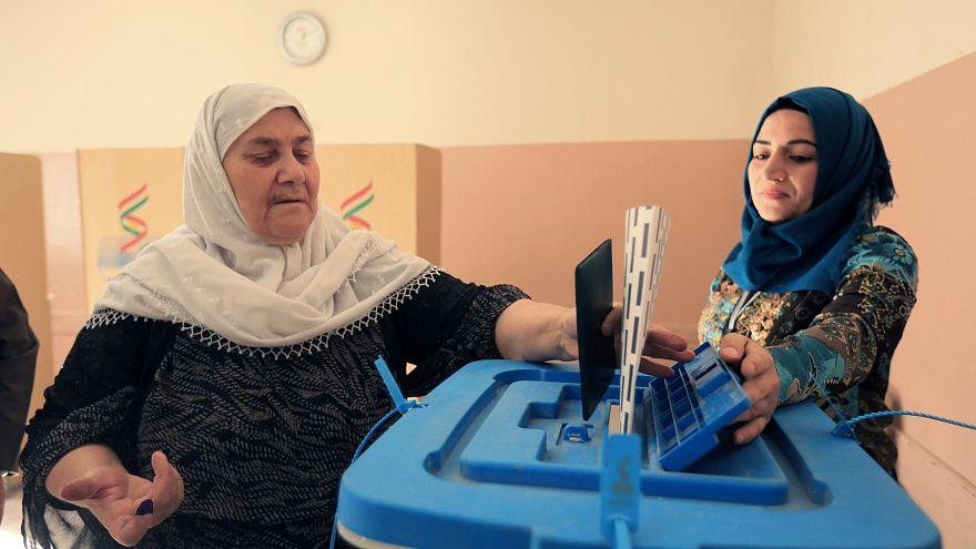 إقليم كردستان ينتخب برلمانا جديدا وتوقعات ببقاء المشهد السياسي على حاله