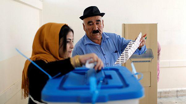 انتخابات پارلمانی اقلیم کردستان عراق