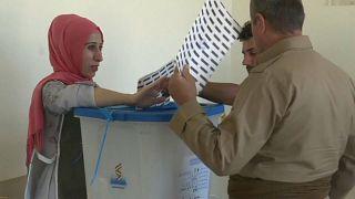 Eleições legislativas no Curdistão iraquiano