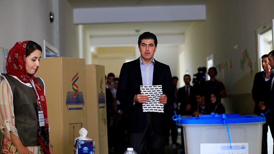 Нечирван Барзани, премьер-министр Иракского Курдистана