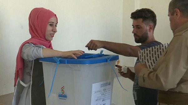 Kurden wählen Parlament