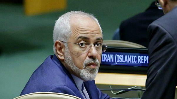 جواد ظریف وزیرخارجه ایران