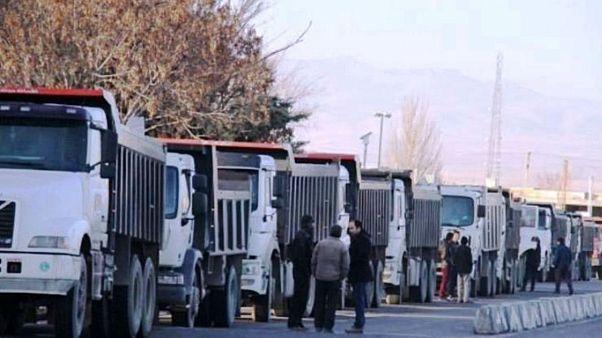 بازداشت ۸۰ کامیوندار در ۶ استان ایران؛ انتقاد مجلس زیر سایه تهدید قوه قضائیه