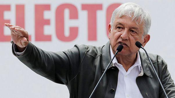 López Obrador promete unas fuerzas armadas que respetarán los Derechos Humanos
