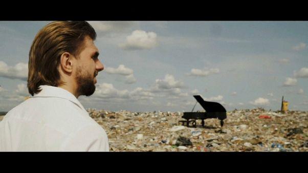Pavel, un pianista contro l'inquinamento