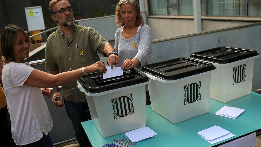 Una Cataluña dividida afronta el primer aniversario del 1-O