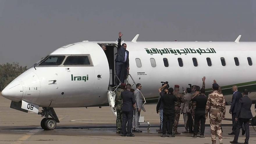 Kerkük Havaalanı 15 yıl aradan sonra sivil uçuşlara açıldı