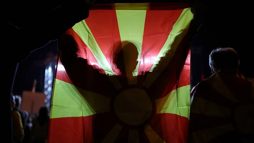 Low voter turnout clouds overwhelming 'Yes' vote in Macedonian referendum