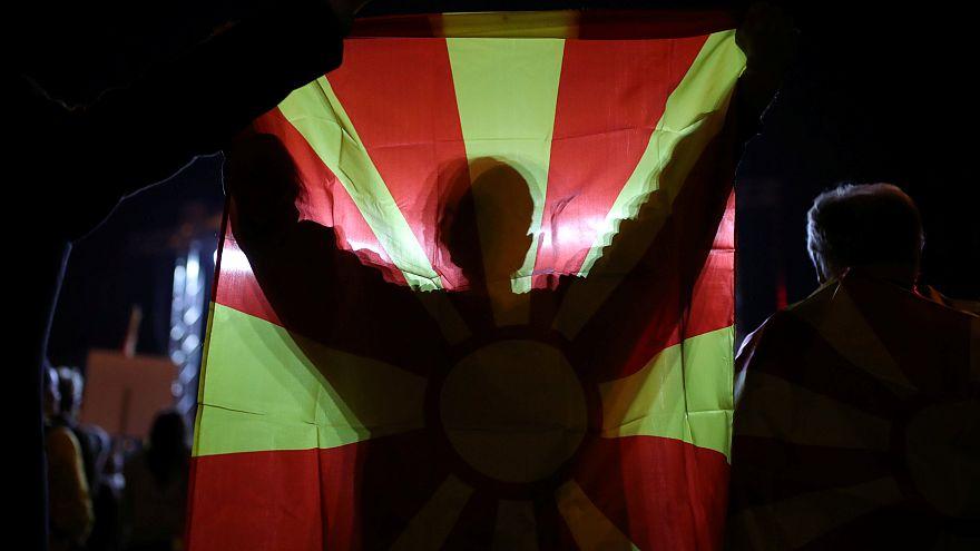 Македония: референдум не состоялся из-за низкой явки