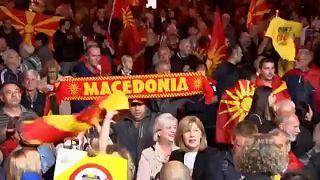 Érvénytelen lett a névváltoztatásról szóló macedón népszavazás
