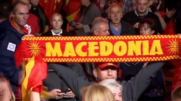 FYROM-Namensreferendum: Zu geringe Beteiligung