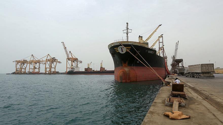 التحالف الذي تقوده السعودية يعلن إحباط هجوم للحوثيين على ميناء جازان