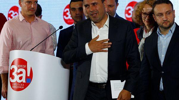 """Macédoine : la victoire du """"oui"""" au référendum divise le pays"""
