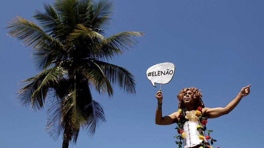 Copacabana: Gay Pride mit einer Prise Wahlkampf
