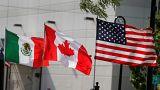 الولايات المتحدة وكندا تتوصلان إلى اتفاقية تجارية بينهما تجمع المكسيك