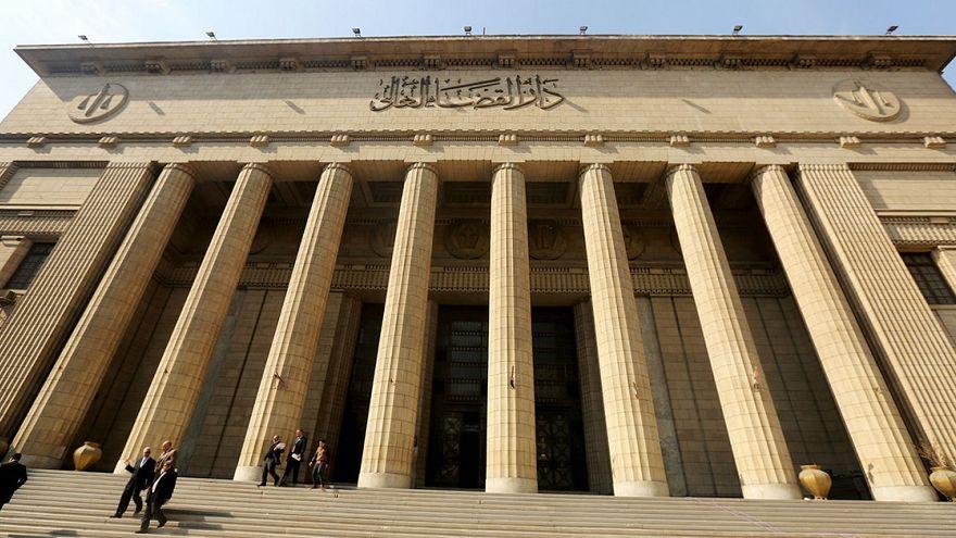 Mısır'da IŞİD'e üye olmaktan yargılanan 18 sanığa müebbet hapis cezası verildi