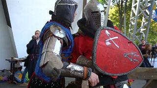 Les chevaliers de Rostov-sur-le-Don