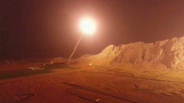 """إيران تعلن إستهداف """"معسكرا إرهابيا"""" بالصواريخ في سوريا ردا على هجوم الأهواز"""