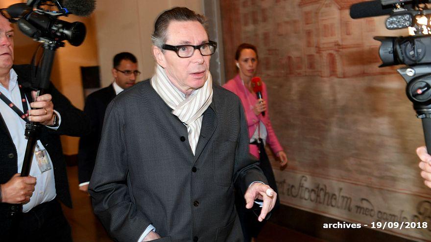 Scandale Nobel : le Français JC Arnault condamné en Suède pour viol