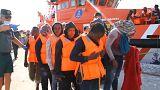Migrants : l'Espagne a sauvé près de 700 personnes