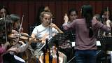 A Lisbona in scena l'Orchestra giovanile femminile afghana