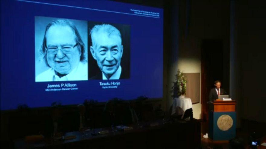 Нобелевская премия за борьбу с раком