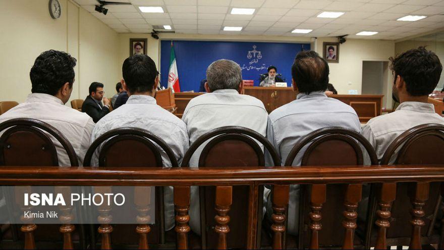 صدور حکم اعدام «سلطان سکه»؛ ۳۰ اخلالگر به ۳ تا ۲۰ سال حبس محکوم شدند